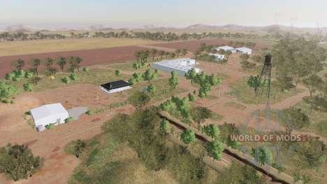 Aussie Outback para Farming Simulator 2017