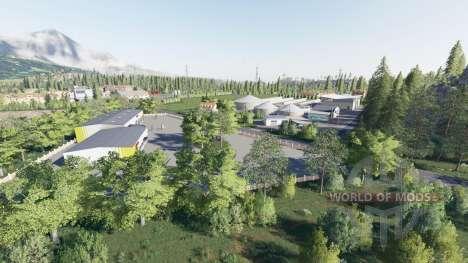Flusstal XXL para Farming Simulator 2017