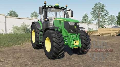 John Deere 6R-series para Farming Simulator 2017