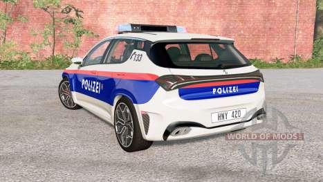 Cherrier FCV Austrian Police para BeamNG Drive