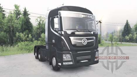 Dongfeng Kingland KX (D760) 2013 v3.0 para Spin Tires
