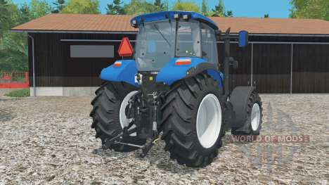 New Holland T5.115 para Farming Simulator 2015