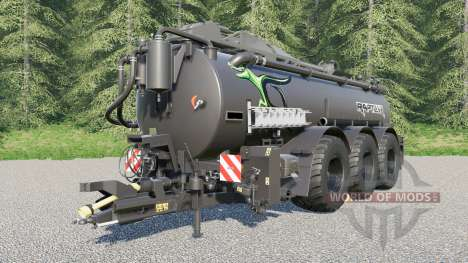 Samson PGII 31 Raptor Carbon para Farming Simulator 2017