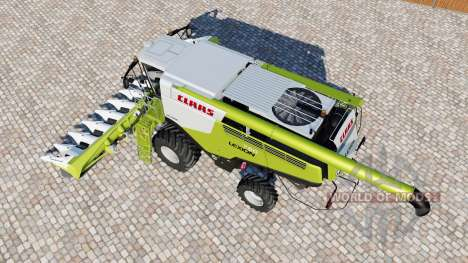 Claas Lexion 780 para Farming Simulator 2017