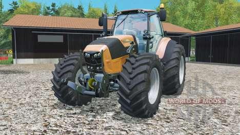 Deutz-Fahr 7250 TTV Agrotɾon para Farming Simulator 2015