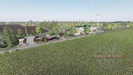 Nordfriesische Marsch v1.1 para Farming Simulator 2017