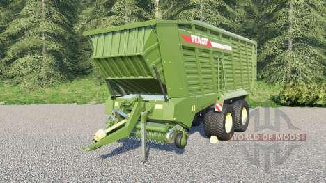 Fendt Tigo XR 75 D para Farming Simulator 2017