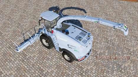 Krone BiG X 1100 para Farming Simulator 2017
