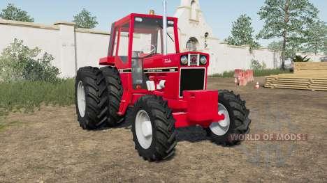 International 1086 Turbo para Farming Simulator 2017