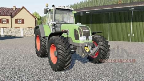 Fendt Favorit 900 Vario para Farming Simulator 2017