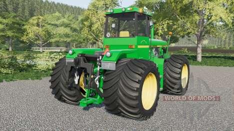 John Deere 8440 para Farming Simulator 2017