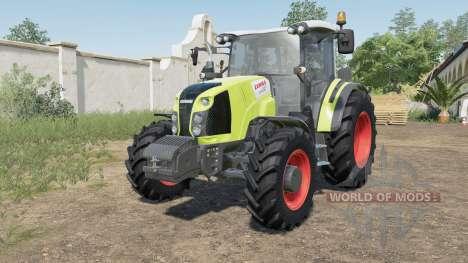 Claas Arion 420 para Farming Simulator 2017