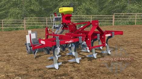 Jean de Bru Toptiller 350P para Farming Simulator 2017