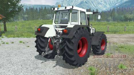 Fendt Favorit 515C Turbomatik para Farming Simulator 2013
