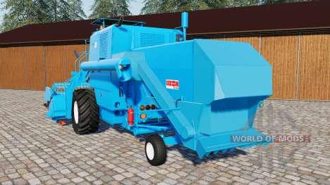 Bizon Super Z056 para Farming Simulator 2017