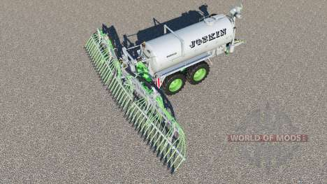 Joskin Modulo2 16000 MEB para Farming Simulator 2017