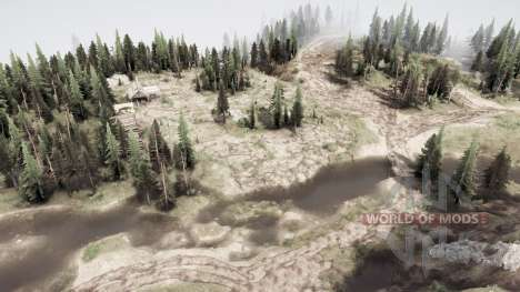 The Last Journeys para Spintires MudRunner