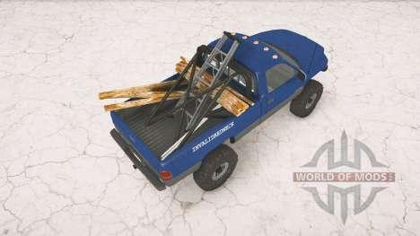 Dodge Ram 2500 Regular Cab 1994 para Spintires MudRunner