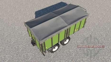 Kroger Agroliner TKD 302 para Farming Simulator 2017