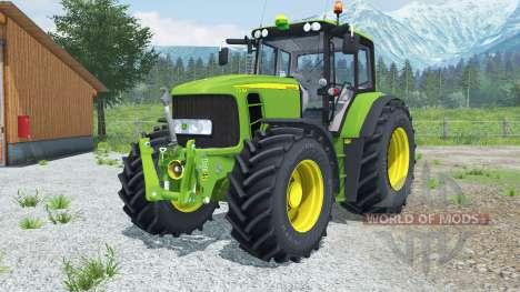 John Deere 7530 para Farming Simulator 2013