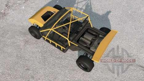 Civetta Bolide Super-Kart v2.2a para BeamNG Drive
