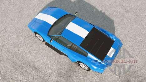 Civetta Bolide X12 para BeamNG Drive