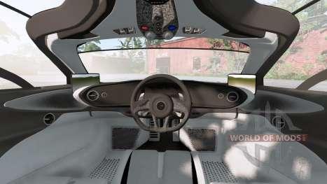 McLaren Speedtail (MVY02) 2018 para BeamNG Drive