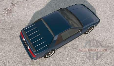 Soliad Fieri S V6 engine v1.1 para BeamNG Drive