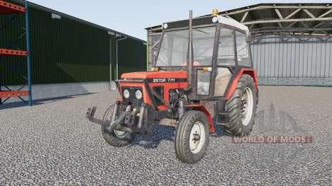 Zetor 7711 para Farming Simulator 2017