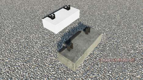 Concrete Weight para Farming Simulator 2017