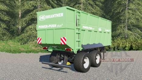 Brantner TA 23071 Power-Push plus para Farming Simulator 2017