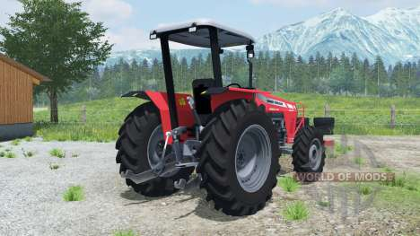 Massey Ferguson 250 XE Advanced para Farming Simulator 2013