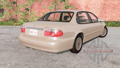 Ibishu Pessima 1996 Long v1.0b para BeamNG Drive