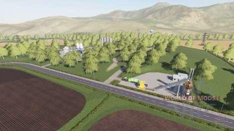 Sherwood Park Farm v2.0 para Farming Simulator 2017