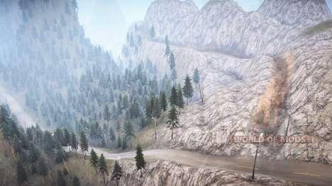 El valle de la muerte para Spintires MudRunner