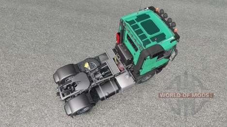 Mercedes-Benz Arocs 2048 AS 2013 para Euro Truck Simulator 2