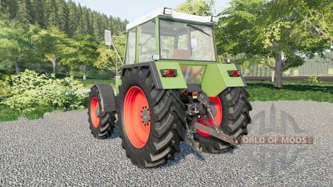 Fendt Farmer 300 LSA Turbomatik para Farming Simulator 2017