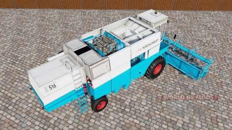 Fortschritt E 516 para Farming Simulator 2017