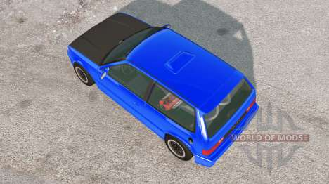 Ibishu Covet Turbocharged v1.2 para BeamNG Drive
