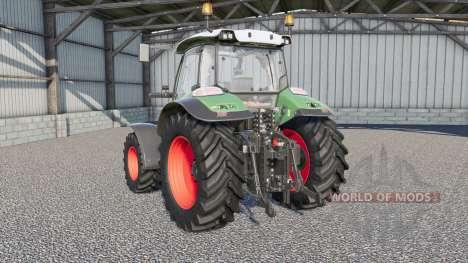 Hurlimann XM 100 T4i V-Drive para Farming Simulator 2017