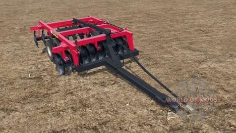 Santa Izabel GASI 340 para Farming Simulator 2017