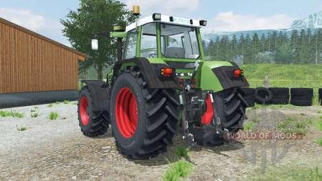 Fendt Favorit 515 C Turbomatik para Farming Simulator 2013