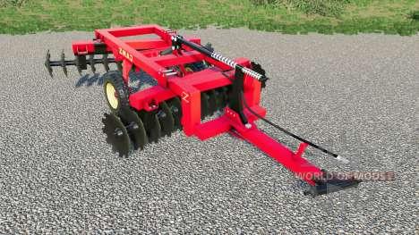 Zmaj Z-828 para Farming Simulator 2017