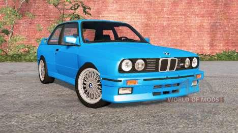 BMW M3 coupe (E30) 1990 para BeamNG Drive