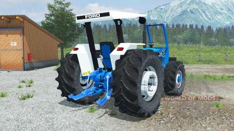 Ford 7610 para Farming Simulator 2013