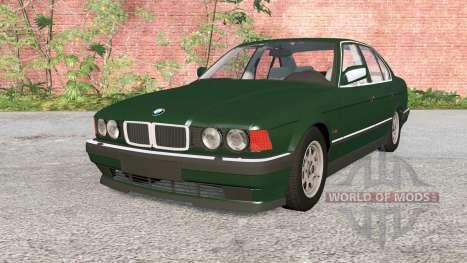BMW 730i (E32) 1987 para BeamNG Drive