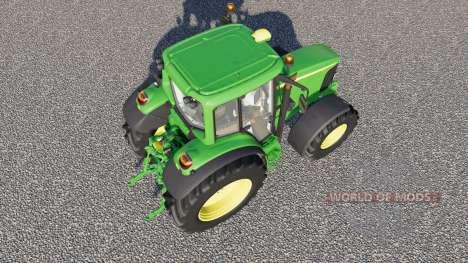 John Deere 6020 para Farming Simulator 2017