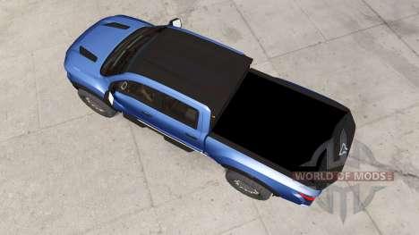 Nissan Titan Warrior concept 2016 para American Truck Simulator