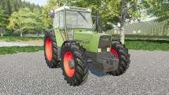 Fendt Farmer 307 & 309 LSA Turbomatik para Farming Simulator 2017