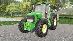 John Deere 7430 & 7530 Premium para Farming Simulator 2017